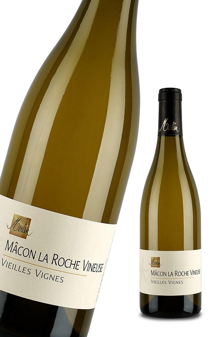 Mâcon<br />La Roche Vineuse Vieilles Vignes