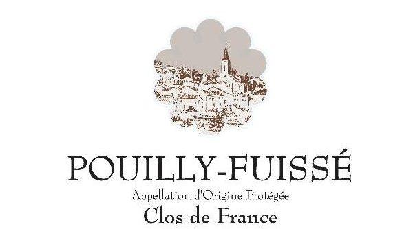 Pouilly-Fuissé Clos de France